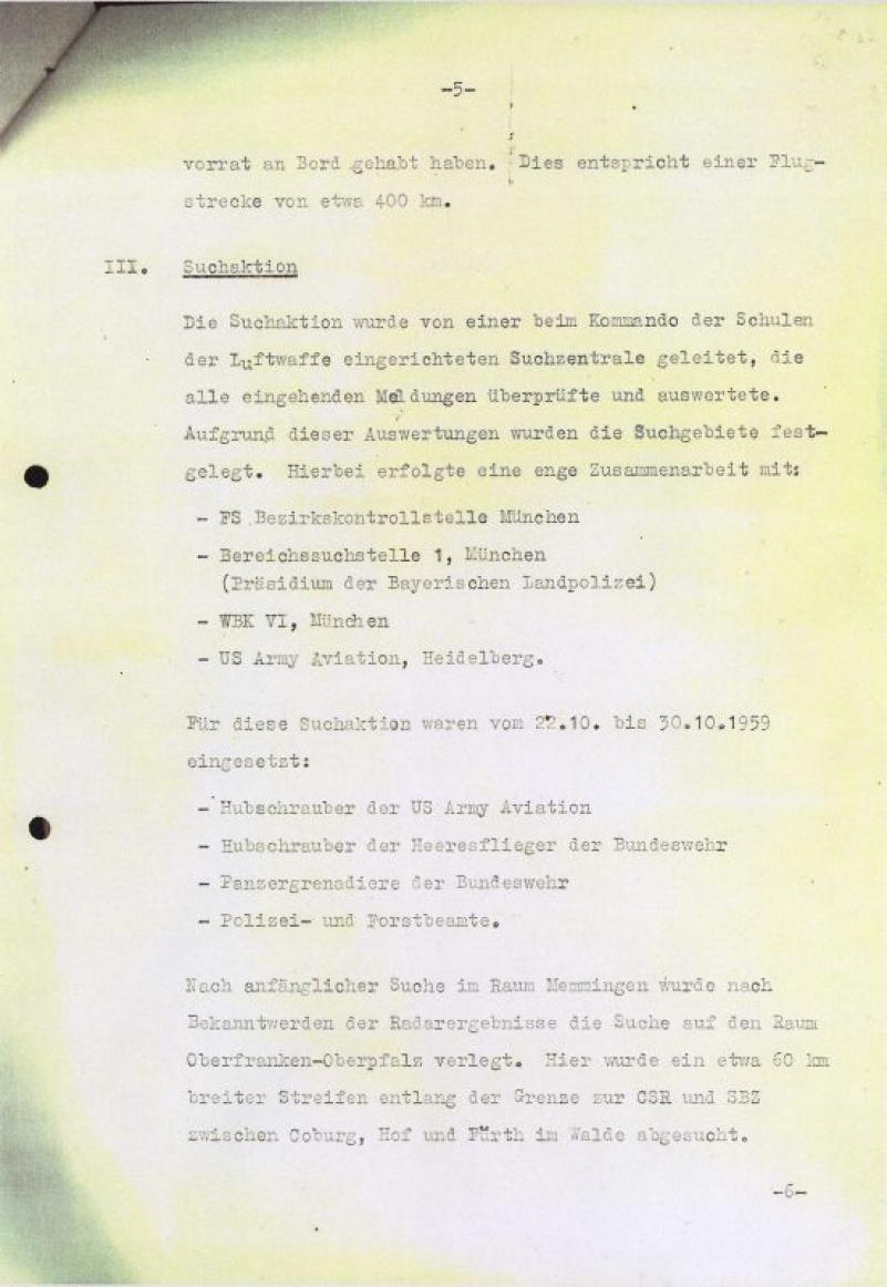 Bundesarchiv Internet - Besondere Ereignisse in der Bundeswehr
