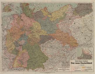 Bundesarchiv Internet Das Neue Deutschland 1919