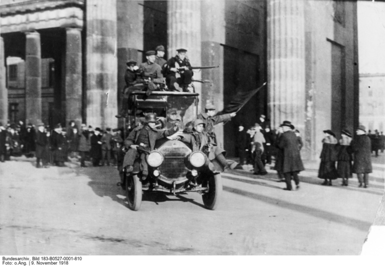 Novemberrevolution 1918 in Berlin