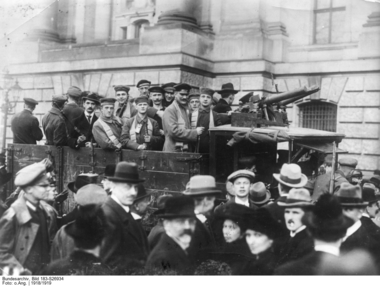 Revolution in Berlin 1918/19